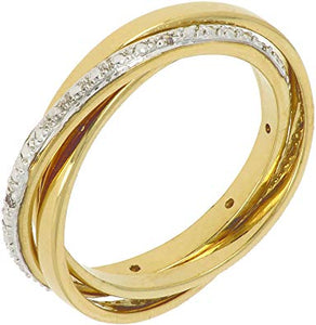 bague or gold