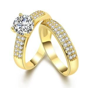 bague or mariage femme