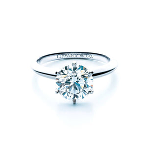 bague solitaire tiffany & co