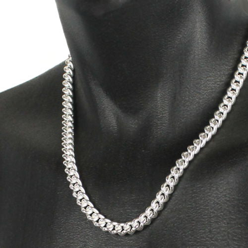 collier homme 55cm