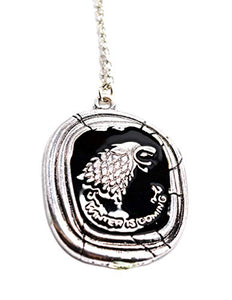 collier homme game of thrones