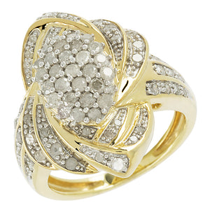 m6 boutique bague diamant