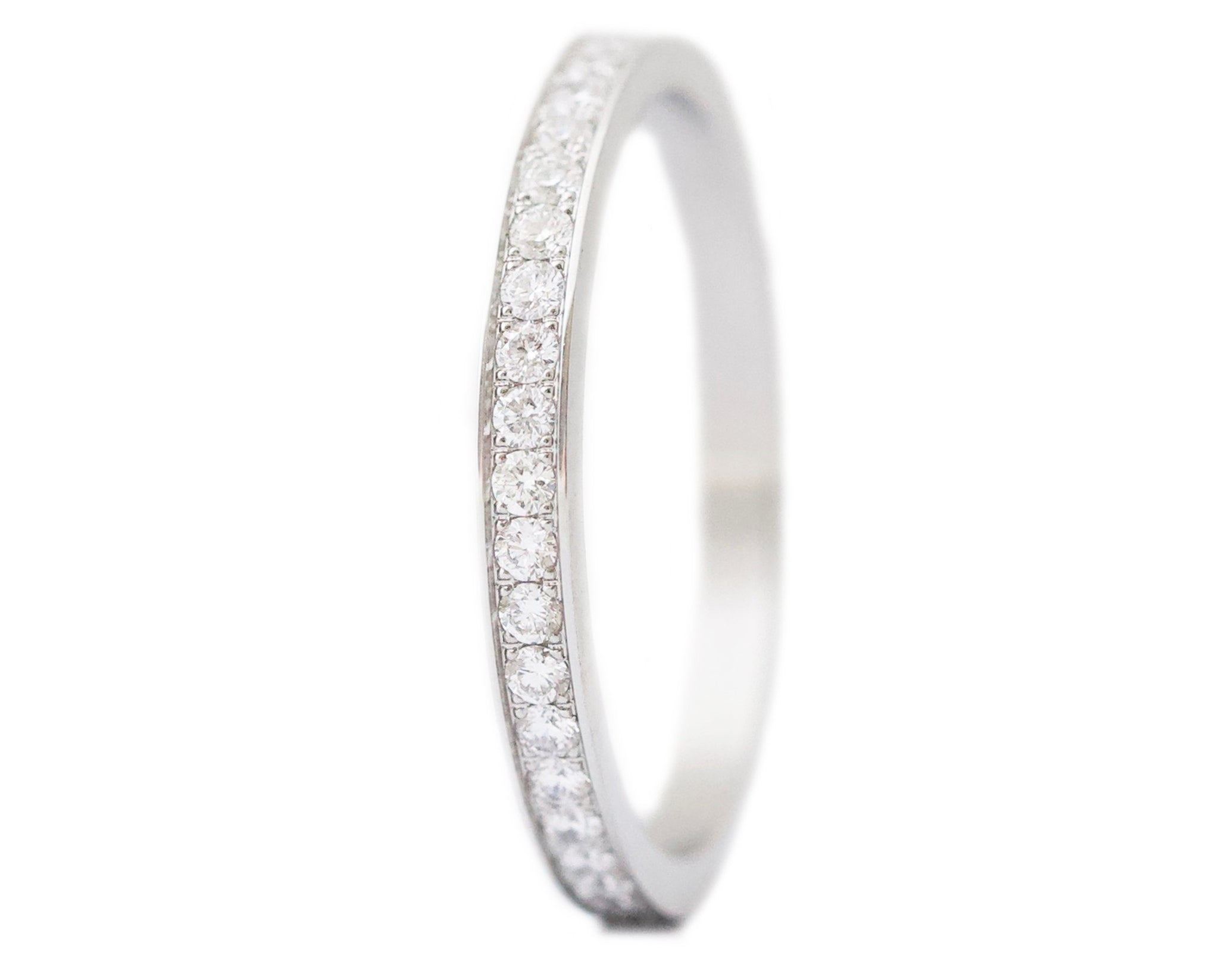 sertissage bague diamant