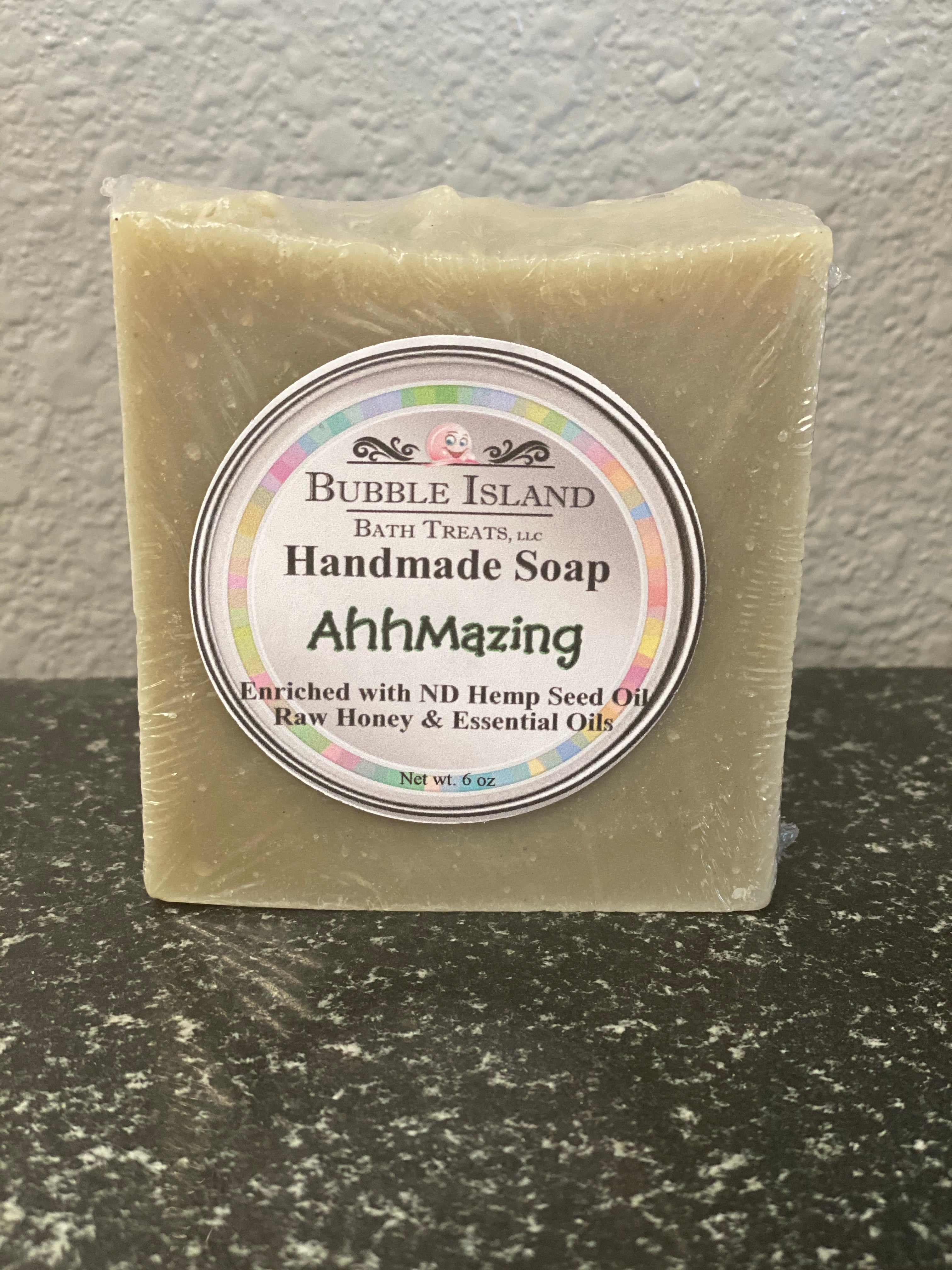 Ahhmazing Handmade Soap