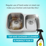 Tap & Shower Cleaner -  Set of 2 (250 ml each)