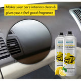 2-In-1 Car Cleaner & Air Freshener (Lemon-Pack Of 2)