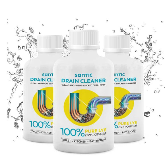 Drain Cleaner- Pack of 3 (200 Gram Each)
