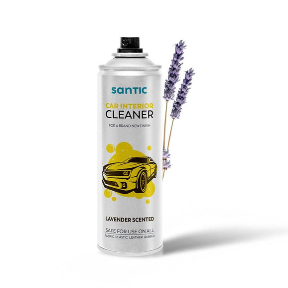 Car Interior Cleaner- Lemon (300 ml)