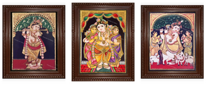 Tanjore Painting 101