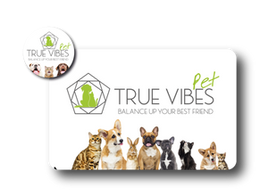 TRUE VIBES PETCHI & PET VITAL CARD - VORTEILSPREIS