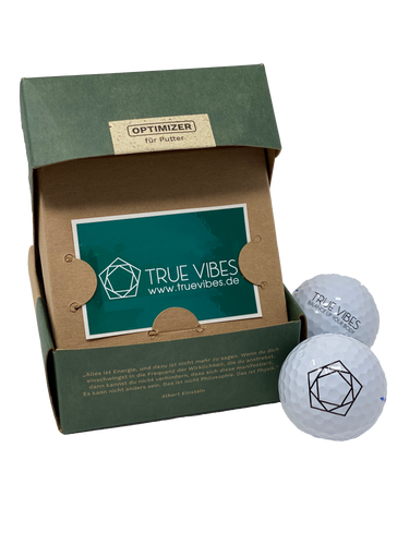 TRUE VIBES Optimizer für Putter (grün-metallic)