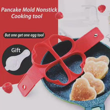 Load and play video in Gallery viewer, Nonstick silicone pancake mold - ONYOURMIND