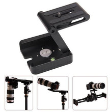 Load image into Gallery viewer, Z Flex Tilt Head SLR Canon Nikon Sony Quick Release Plate Stand Holder Camera - ONYOURMIND