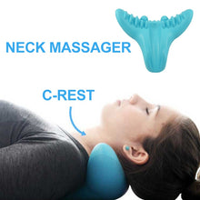 Load image into Gallery viewer, Portable Neck Massage Relaxation C-Rest Neck Pain Relief - ONYOURMIND