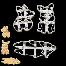 Load image into Gallery viewer, Corgi-shaped cookie cutters - ONYOURMIND