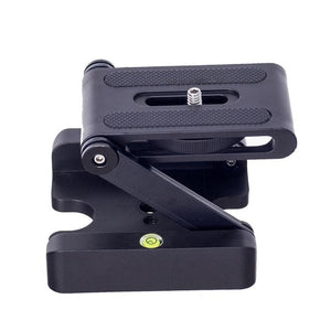 Z Flex Tilt Head SLR Canon Nikon Sony Quick Release Plate Stand Holder Camera - ONYOURMIND