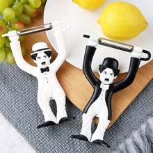 Load image into Gallery viewer, Charlie Chaplin shaped peeler - ONYOURMIND