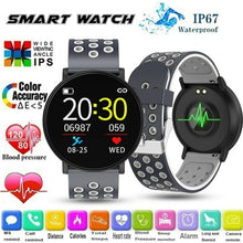 Load image into Gallery viewer, Smart Watch Blood Pressure Heart Rate Monitor for iOS Android - ONYOURMIND