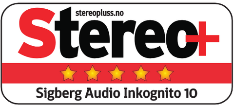 Stereopluss Inkognito 10