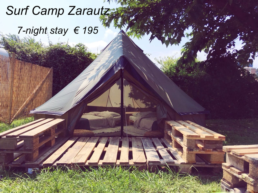 SCZ 7-night stay 2021