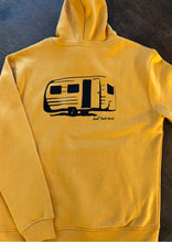 Load image into Gallery viewer, Hooded Club Caravan Hood - Mustard Pastel  SA161