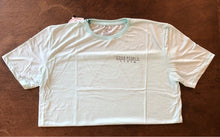 Load image into Gallery viewer, T-Shirt Line Tent - Mint Pastel  SA102