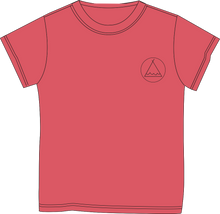 Load image into Gallery viewer, Tent Corporate Tee - Coral Heather  SA110