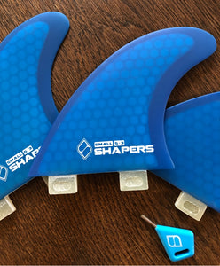 Fins Shapers S3
