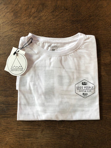T-Shirt Club Caravan - White Heather  SA110