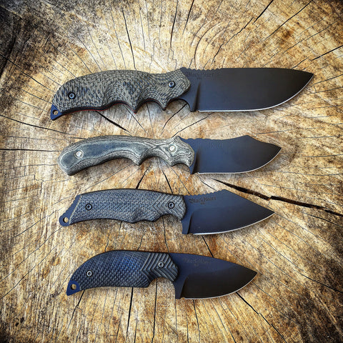 Blackheart Custom Gunner 10, Skinner, Pike and Mini Gunner