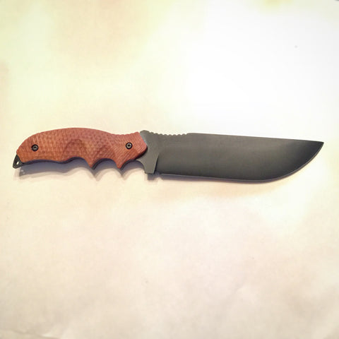 Blackheart Knives Gunner 12