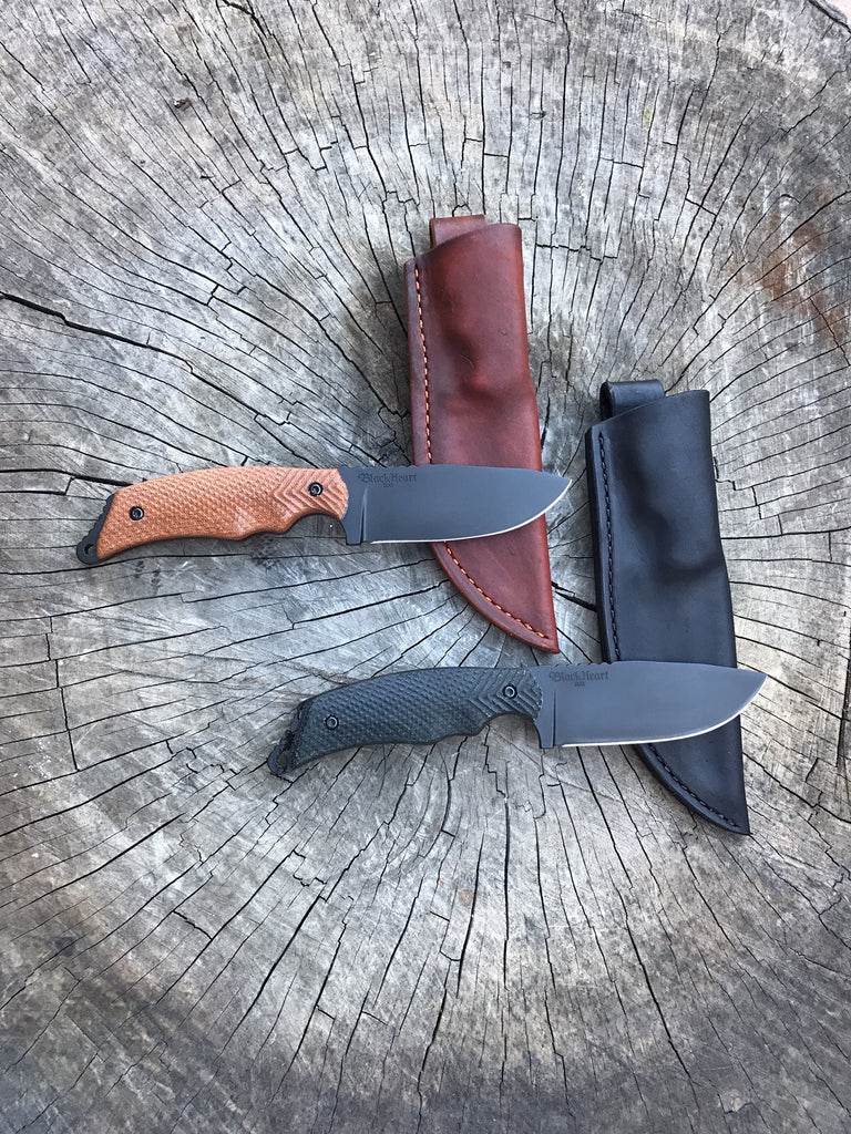 Cuda Custom Knife