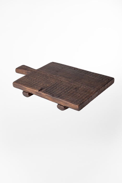 Bordeaux Footed Serving Board 14""