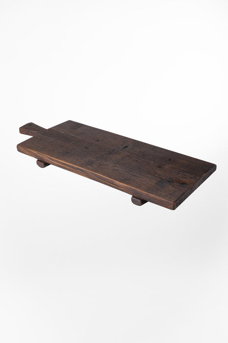 Bordeaux Footed Tray 22""