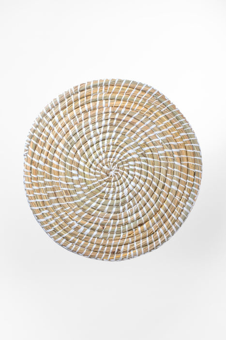 Round Rivergrass Placemats