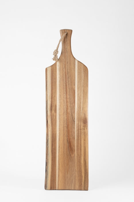 "Acacia ""Live Edge"" Serving Plank / 30"""