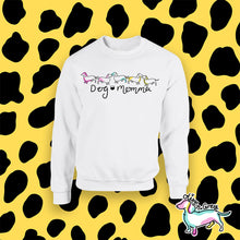 Load image into Gallery viewer, Dog Momma Sweatshirt