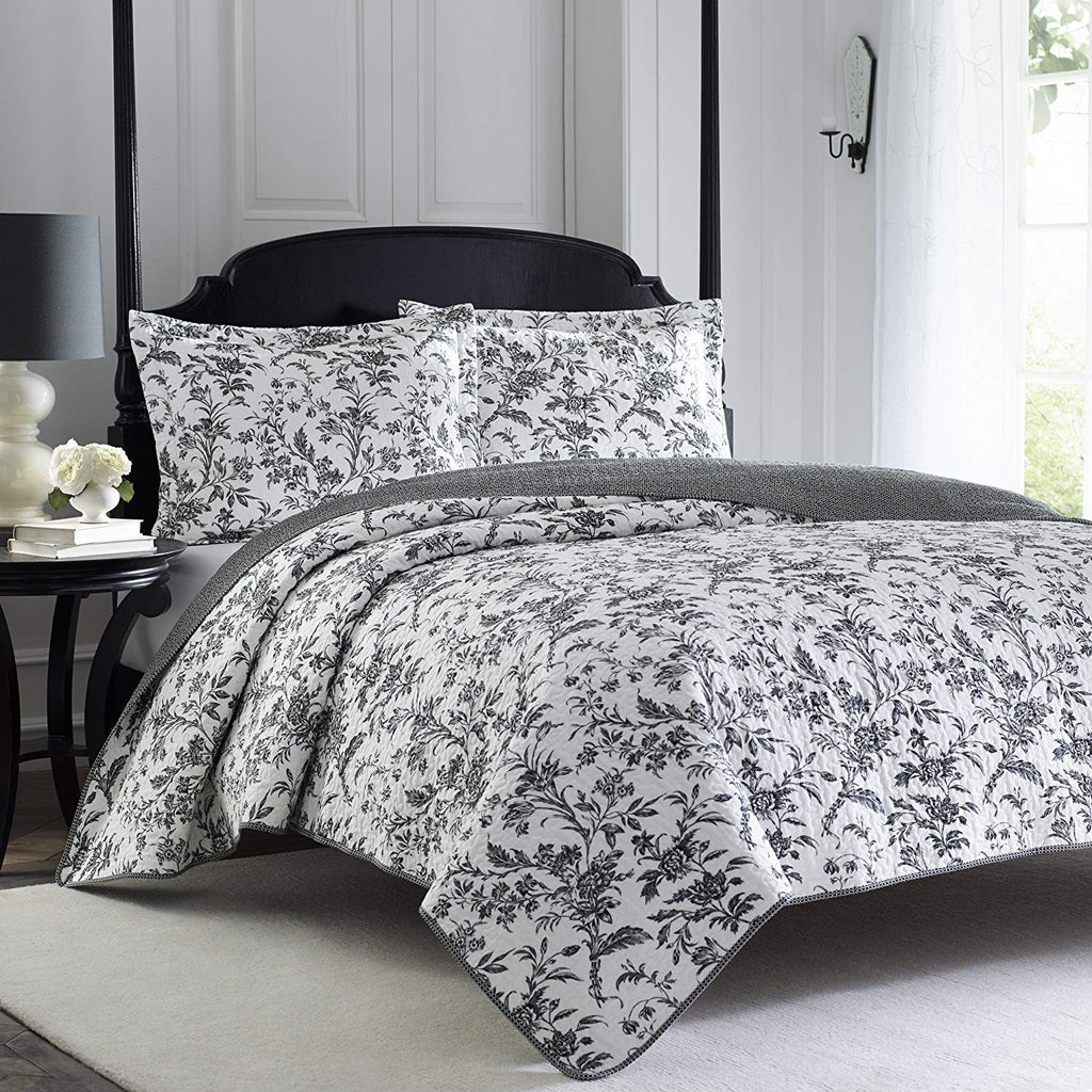 Edrecolcha Laura Ashley Amberley Black