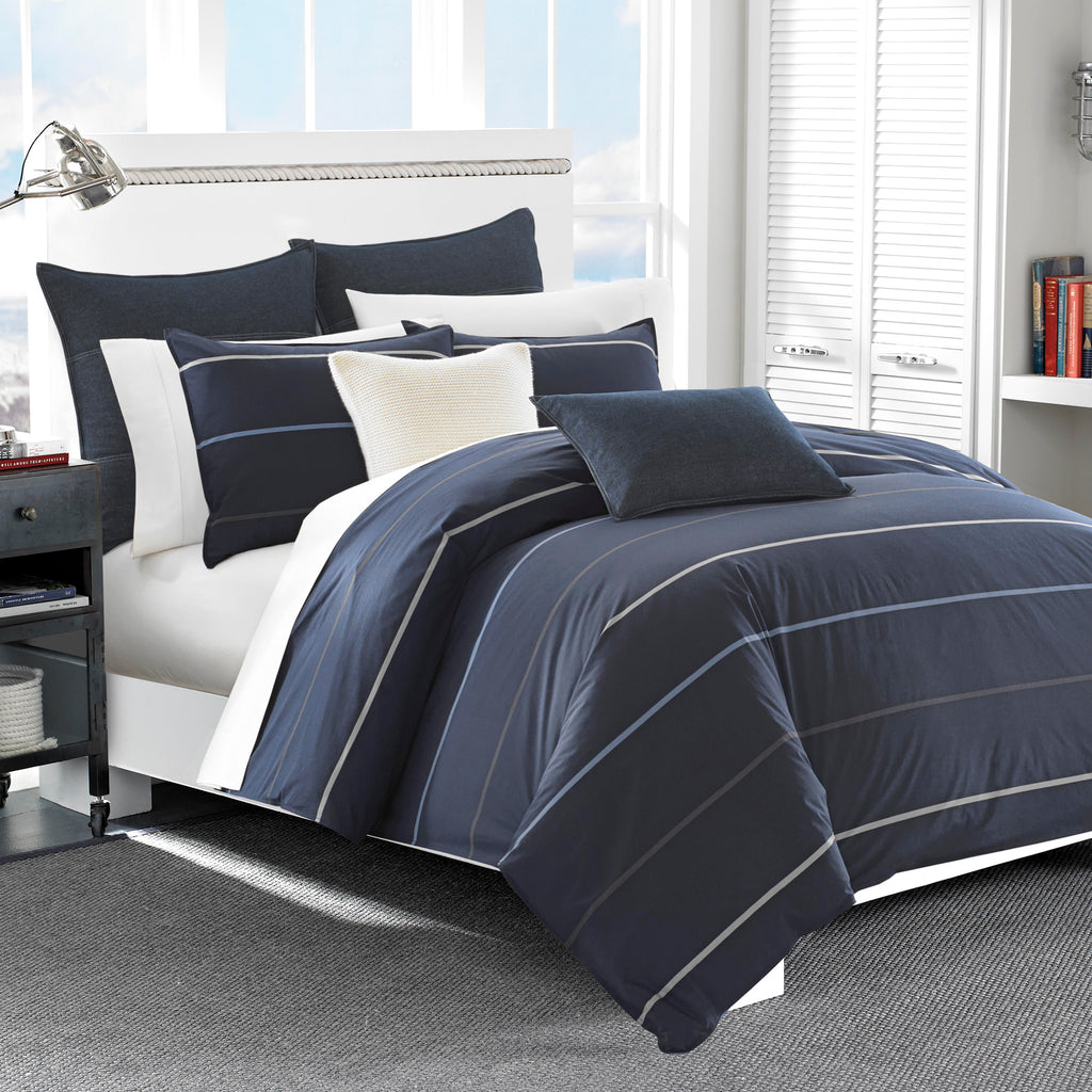 NAUTICA EDREDON SET SOUTHPORT HOME AND FASHION