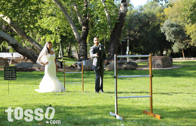 Top outdoor games to play at your wedding