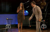 Mila Kunis and Jimmy Fallon play Ladder Golf on Late Night