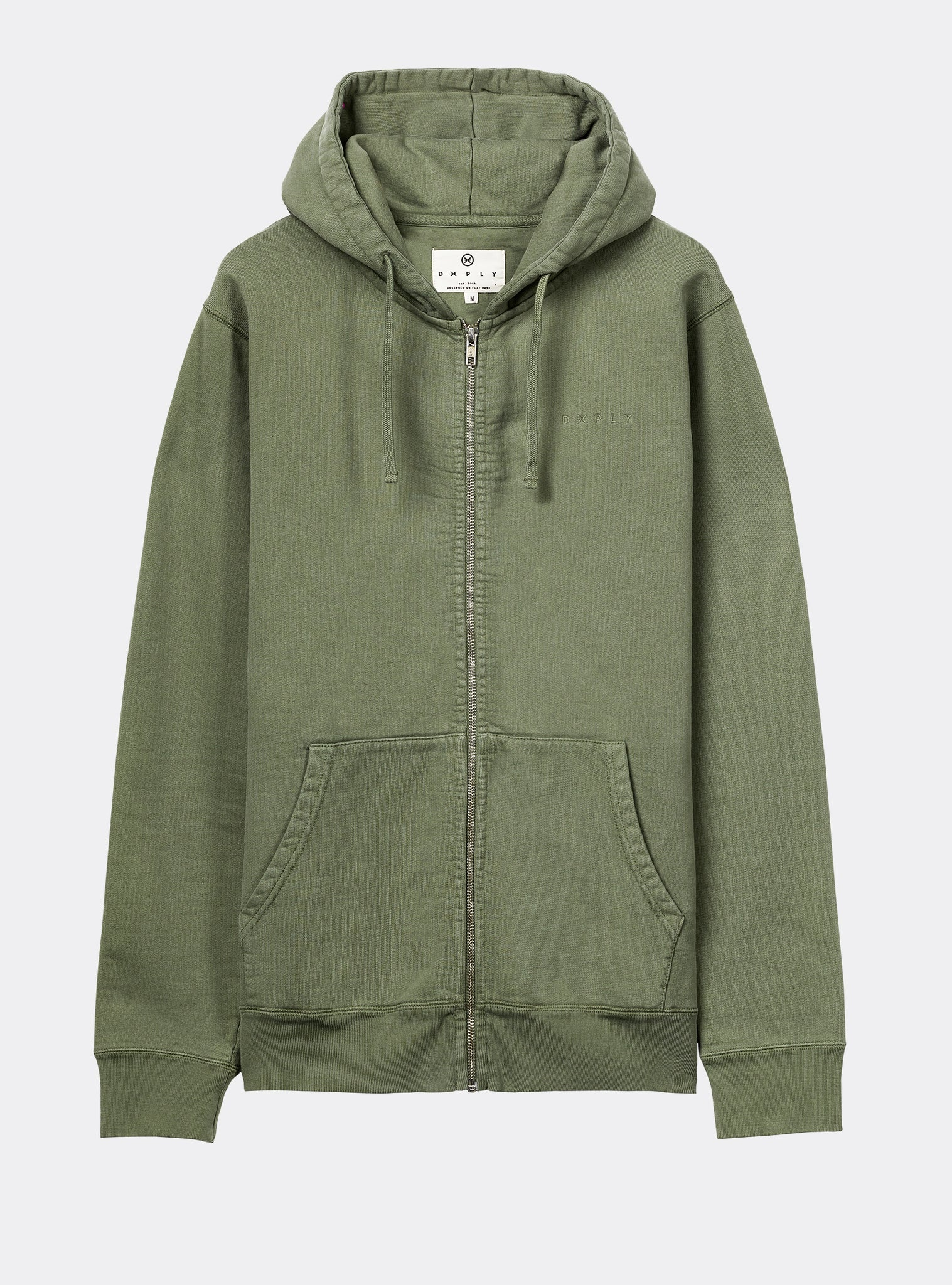 Timeless Zip Sweat Zip Vert