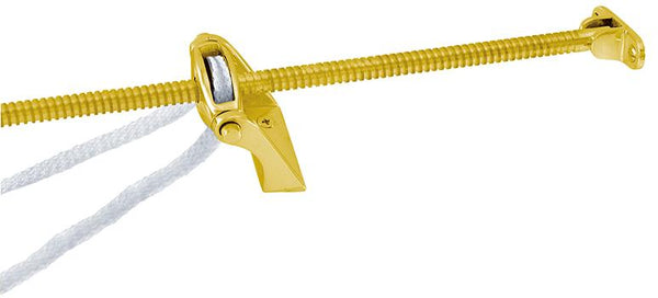 Superior Brass Lever Latch punched 57mm lock (3008K SAND CAST)