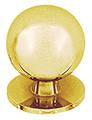 DELF ARCHITECTURAL CUPBOARD KNOB - 15MM - (2 PER PACK) D0041PP