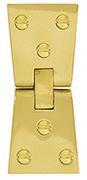 DELF ARCHITECTURAL COUNTER FLAP HINGE - 35MM D0210