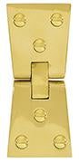 DELF ARCHITECTURAL COUNTER FLAP HINGE - 50MM D0212