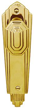 DELF ARCHITECTURAL EDWARDIAN 'ART DECO' LATCH D0671