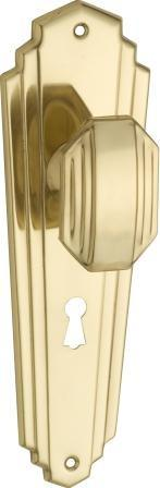 Tradco Stamped Sheet Brass - Deco 1070