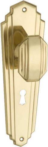 Tradco Stamped Sheet Brass - Deco 1071