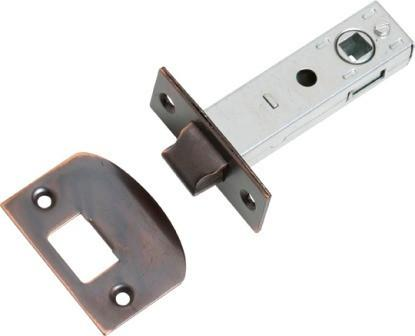 Tradco Tube Latches & Privacy Turns - Tube Latches 1161